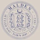 City of Malden Seal